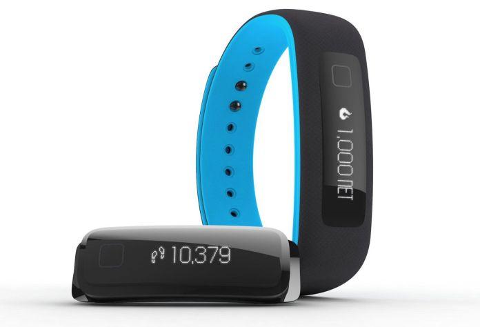 Bracelet connecté iFit Vue bleu