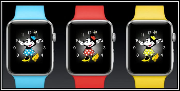 Apple WatchOS 3montre connectee sport