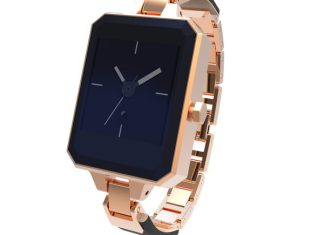 Lemfo Lem2, une montre connectée fashion