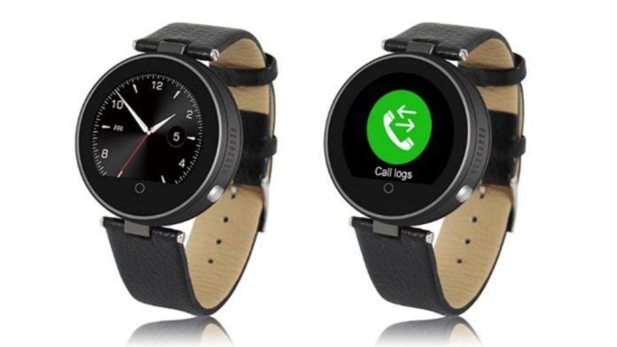 Synchronisation Smartwatch ZGPAX S365