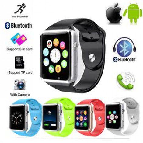 L' A1 smartwatch, une montre connectée qui arrive avec d'intéressantes fonctions