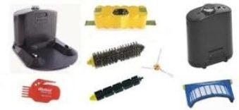 accessoires du robot aspirateur iRobot roomba 650