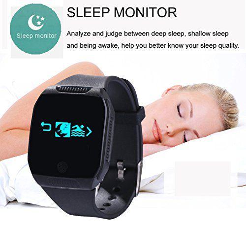 Fonction de moniteur de sommeil de la montre Willfull