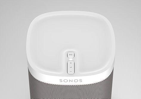 Sonos Play 1 Une enceinte intelligente, compacte avec un son puissant commande 3 boutons