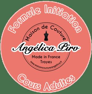 Cours de couture Formule Initiation Adulte Maison Couture Angélica à Troyes