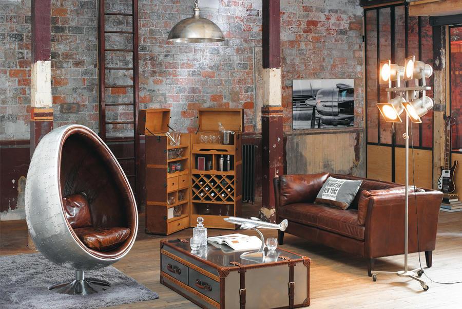 Style Industriel Ou Style Factory Pour Votre Maison I