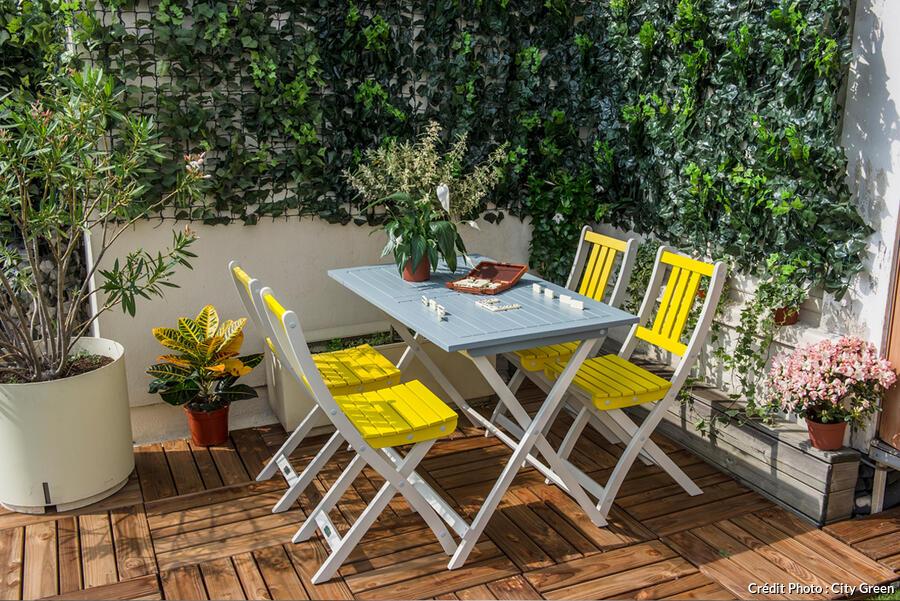 city green le mobilier de jardin pour