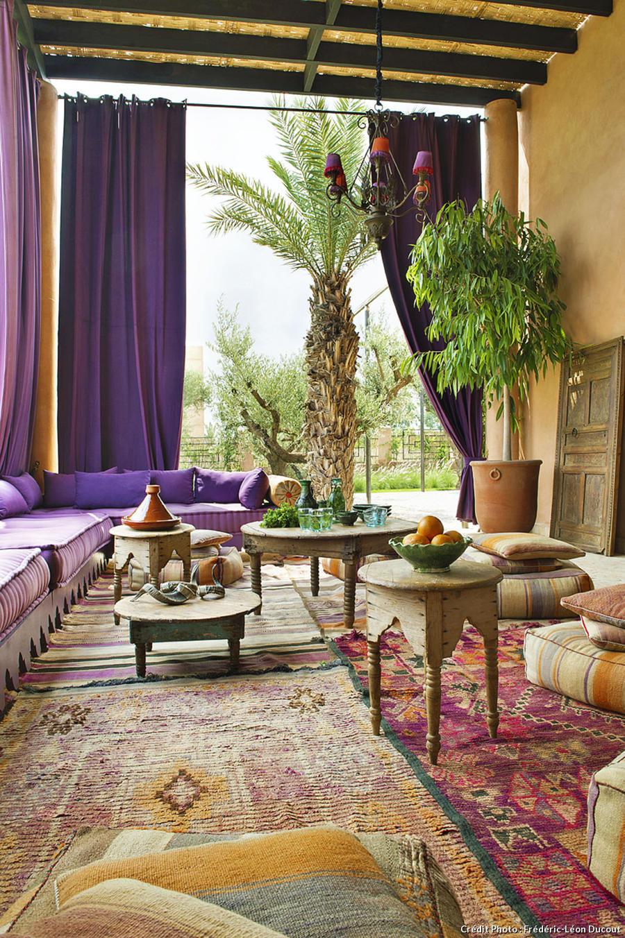Escapade De Charme Dans Une Maison Dhtes Au Maroc