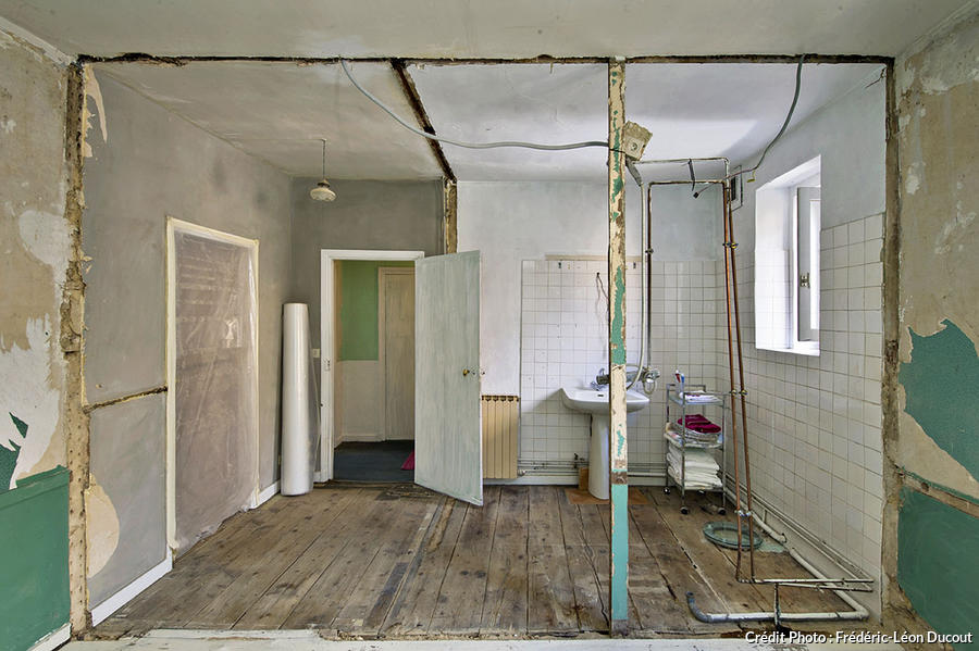 Relooking Salle De Bain Avant Apres Great Best Ideas