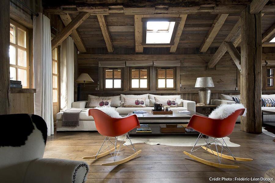 Le Design Rinvente Le Chalet De Montagne Maison Crative