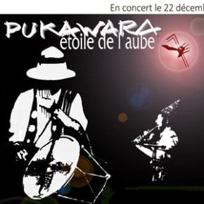 Groupe Pukawara, le 30 novembre à 20h