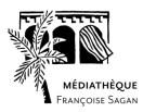 logo-Mediatheque Françoise Sagan