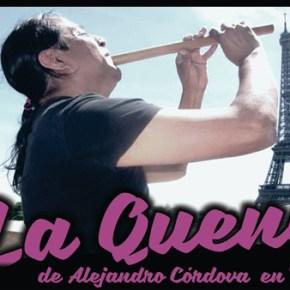 Alejandro Córdoba, Concert de la tradition à la modernité, le 3 décembre à 21h