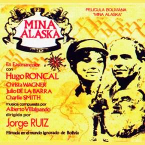 Mina Alaska, Cinéma bolivien à la Maison de MAI Vendredi 2 juin à 19h30