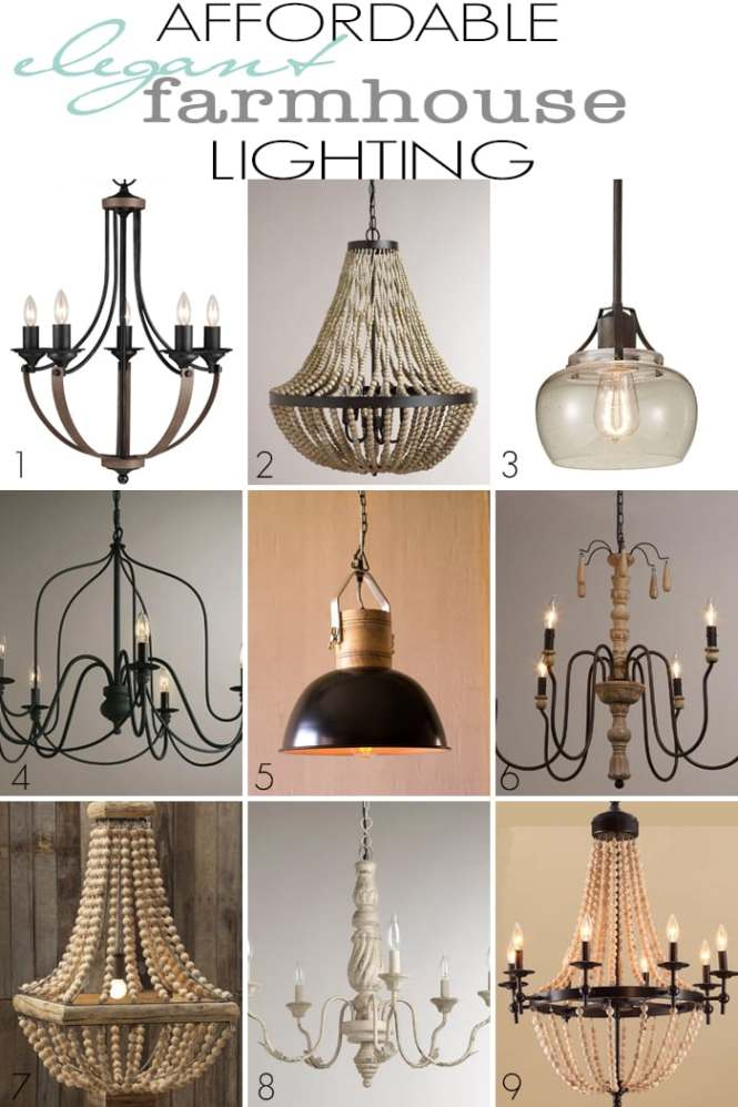 Lighting Can Be So Expensive But These Beautiful And Affordable Chandeliers Pendants Are Very