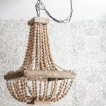 How To Hang A Plug In Chandelier Maison De Pax