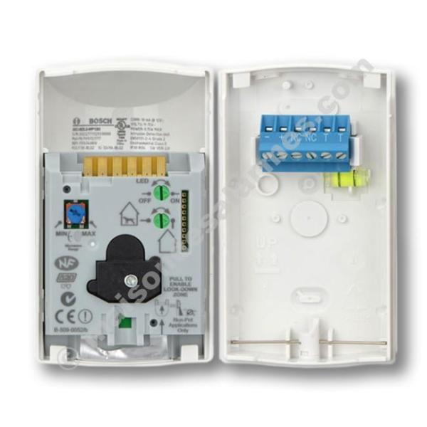DÉTECTEUR DOUBLE TECHNOLOGIE BOSCH ISC-BDL2-W12H (boitier ouvert)
