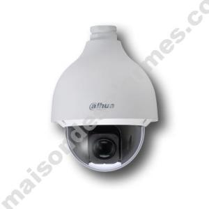 "DAHUA IPC-SD50230U-HNI - Caméra dôme PTZ IP ""Starlight"" 2MP"