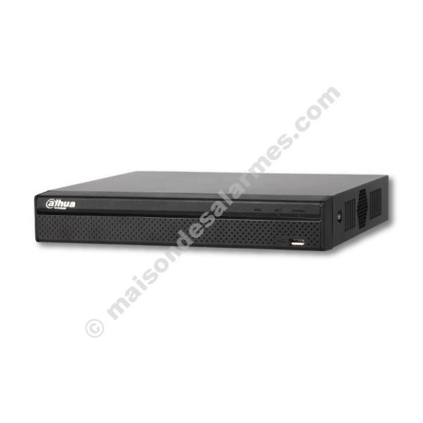 DAHUA NVR2108HS-8P-S2 - Enregistreur numérique IP Full HD