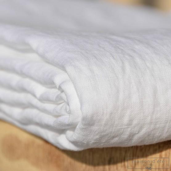 lin lave blanc