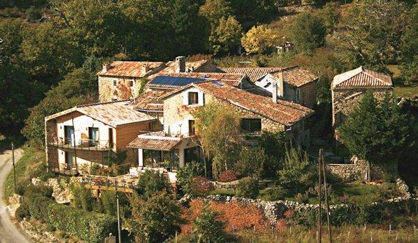 Maison d'hôtes à vendre en Ardèche méridionale
