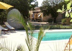 Chambres d'hôtes à vendre dans un village classé du Luberon