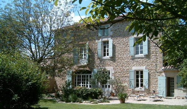 Chambres d'hôtes de charme proche Avignon