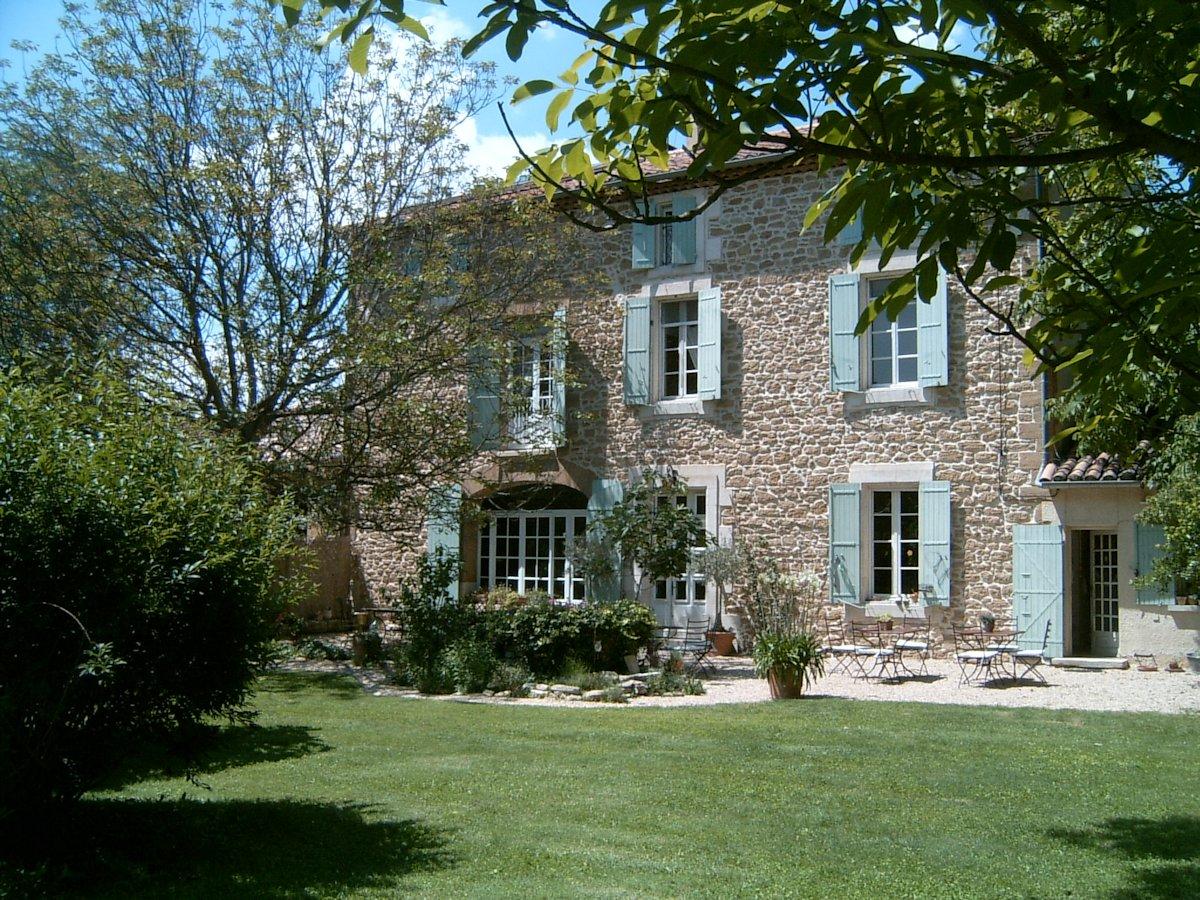 Maison d 39 h tes de charme vendre 10km avignon vaucluse - Chambre d hotes avignon piscine ...