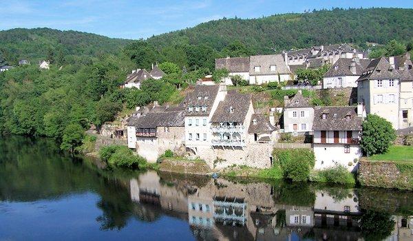 Maison d'hôtes à vendre, Argentat (Corrèze, région Limousin)
