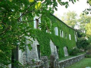 Maison d'Hôtes de Charme à vendre en sud Ardèche, Saint Thomé