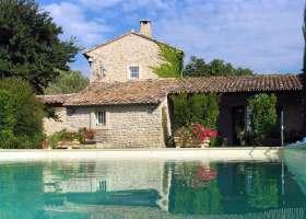Maison d'hôtes à vendre au cœur du Luberon (Vaucluse)