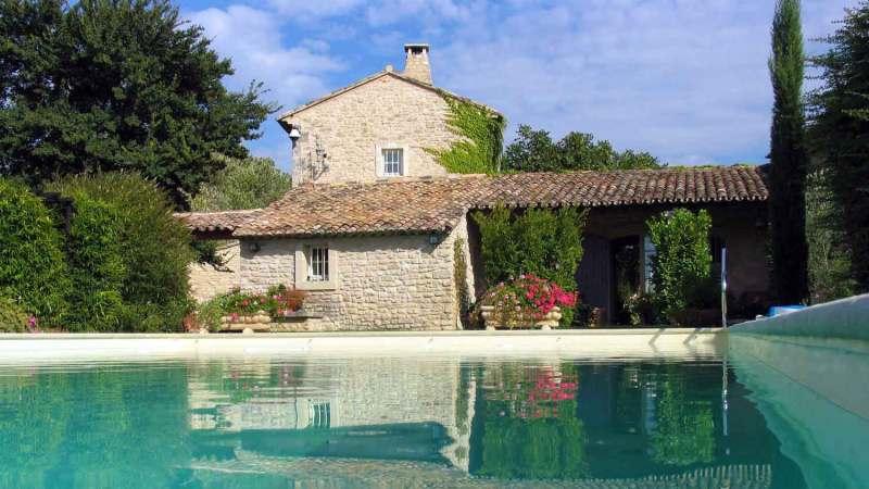 Maison d'hôtes à vendre au cœur du Luberon (Goult, Vaucluse)