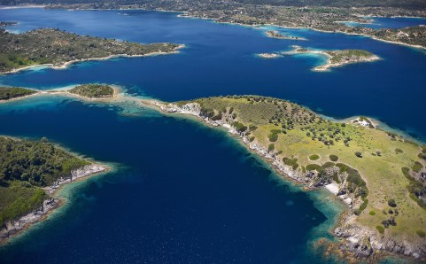 Sithonia-Vourvourou-islands