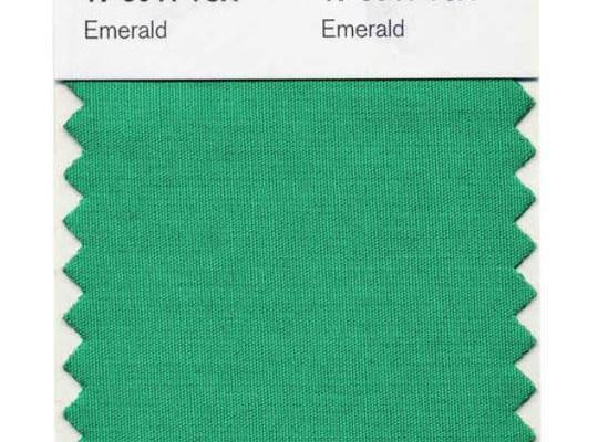 emerald-pantone
