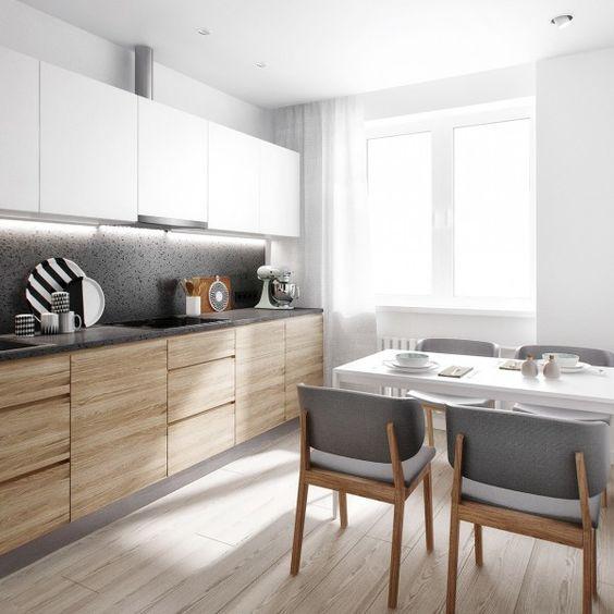 Come illuminare la cucina in 5 mosse maisonlab - Illuminare una cucina buia ...