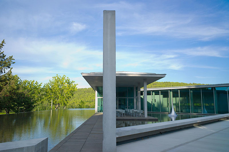 Tadao Ando art centre