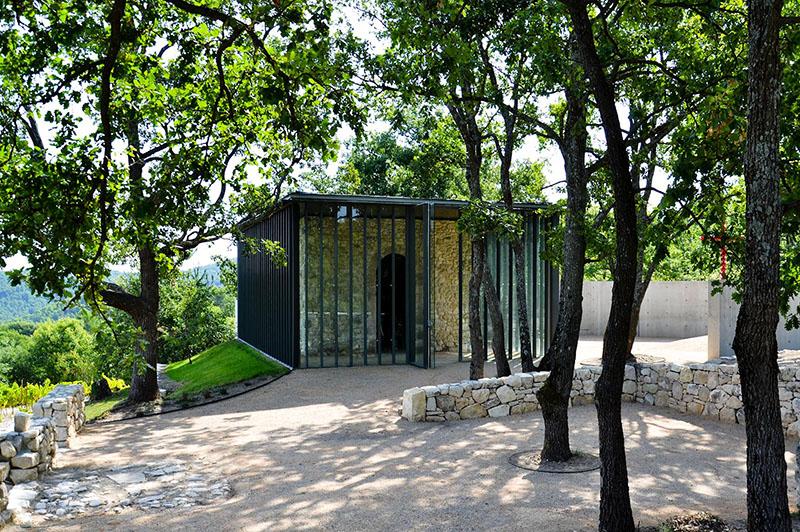 Tadao Ando cappella