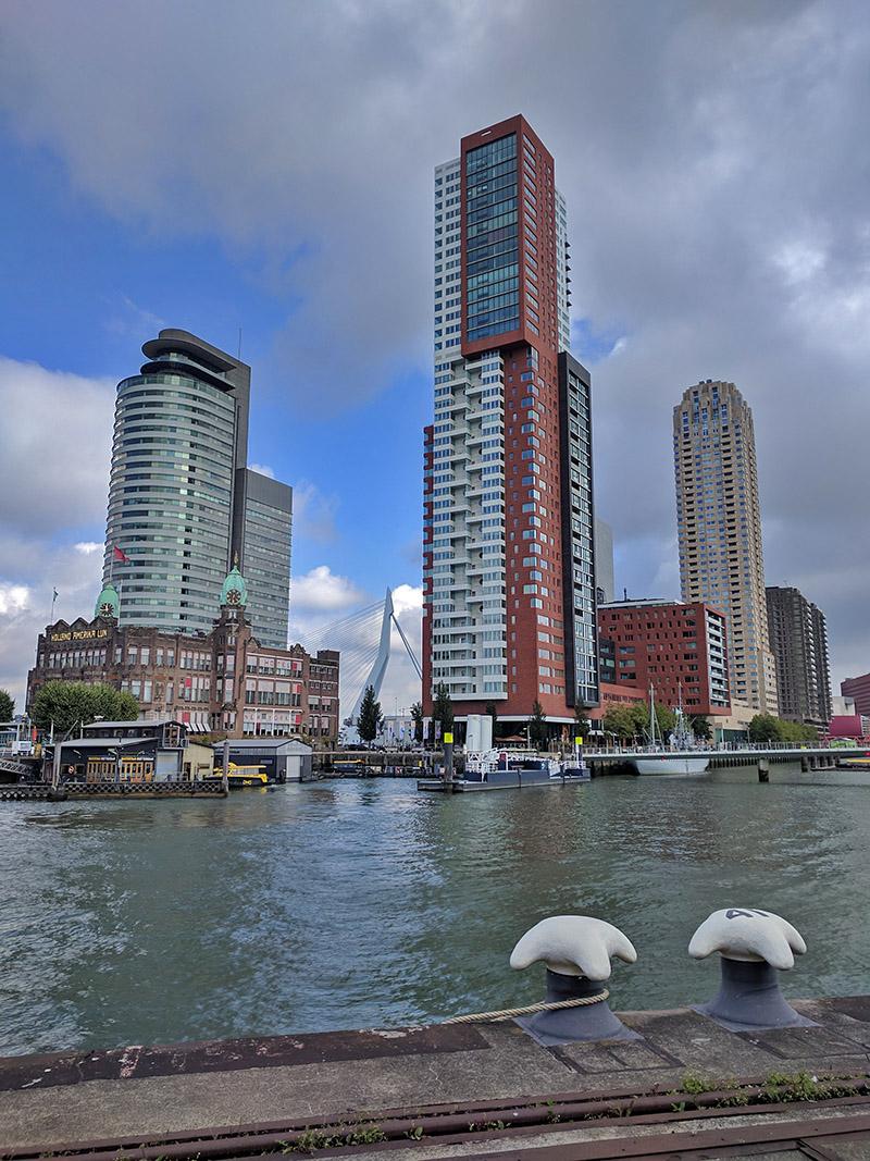 architetture di Rotterdam