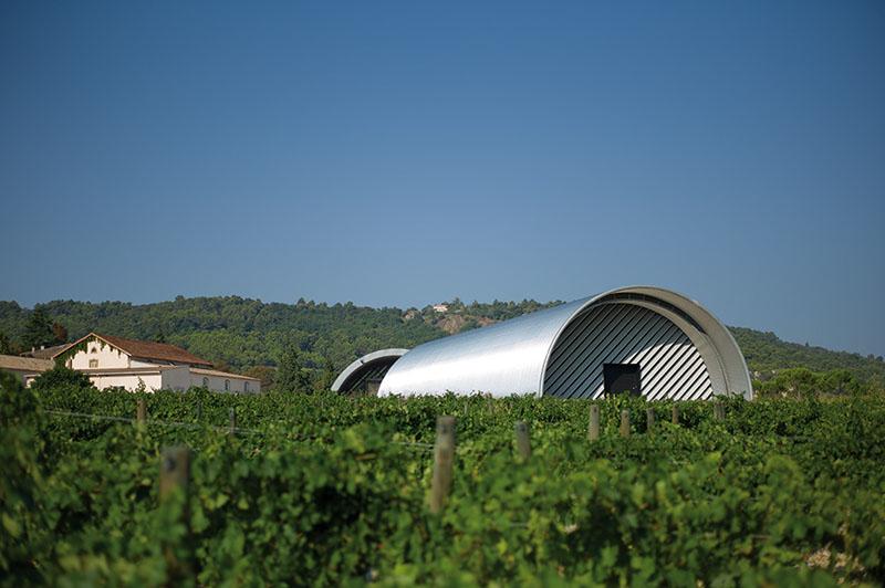 architettura in provenza