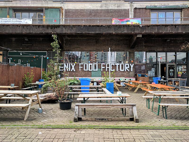 Fenix Food factory