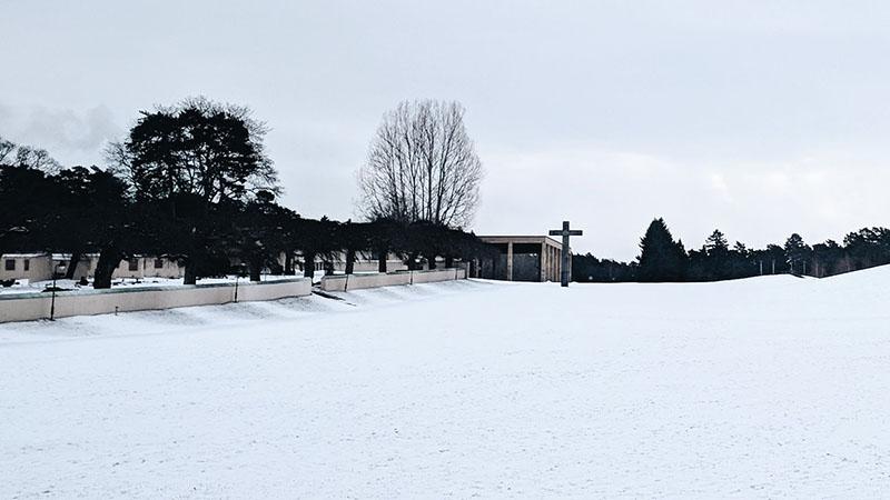 Cimitero Skogskyrkogarden Asplund