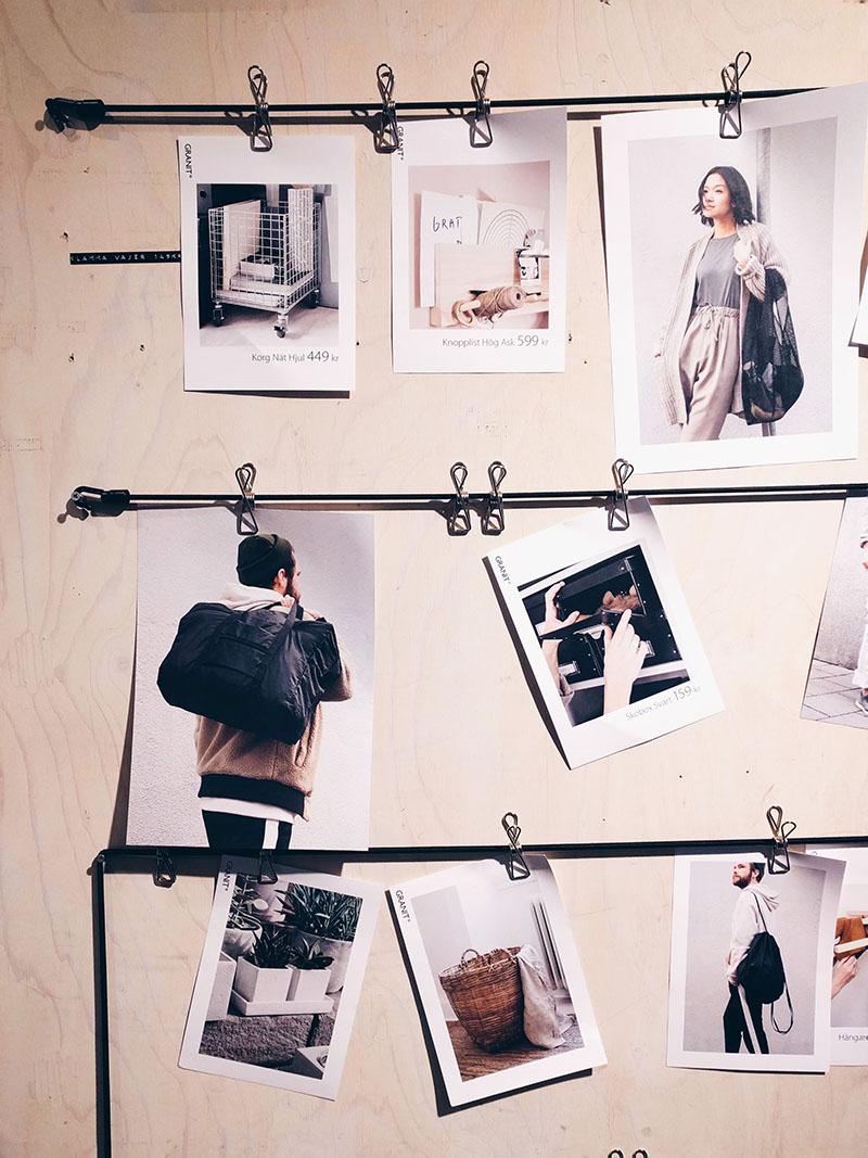 negozio di design a Stoccolma