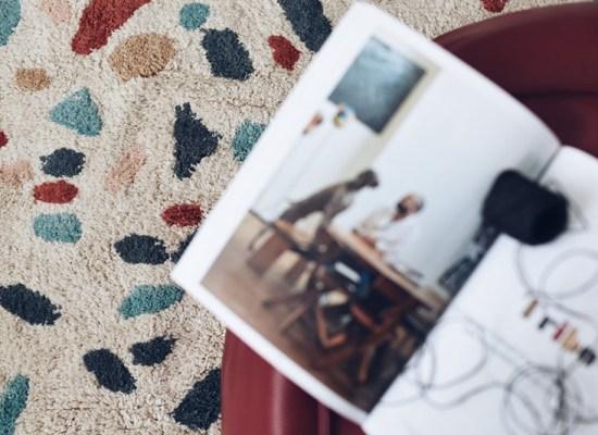 tappeto in cotone Lorena Canals