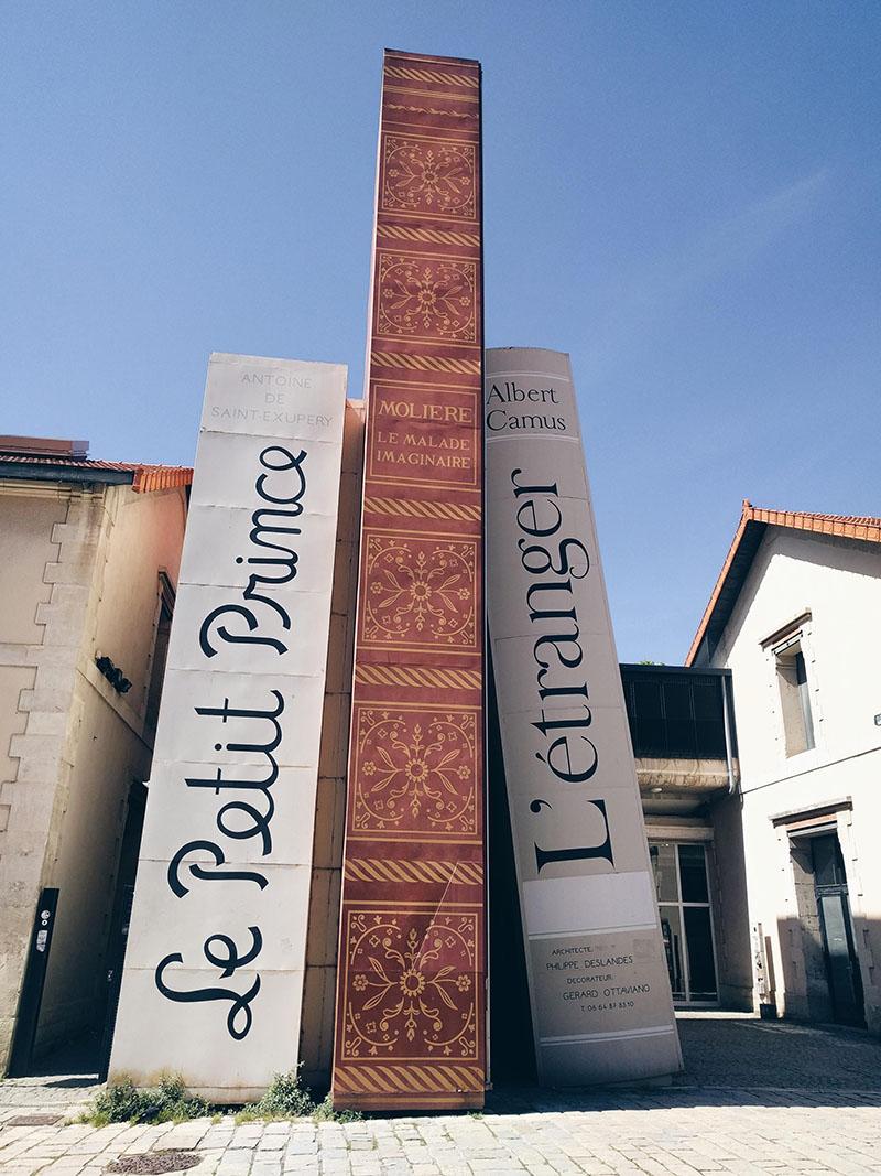biblioteca di Aix en Provence