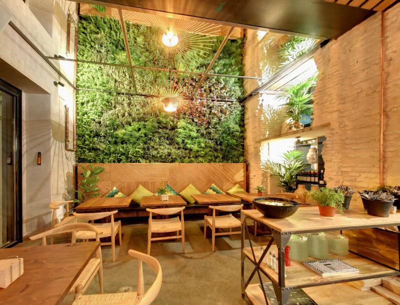 Lobo López ristorante di design Siviglia