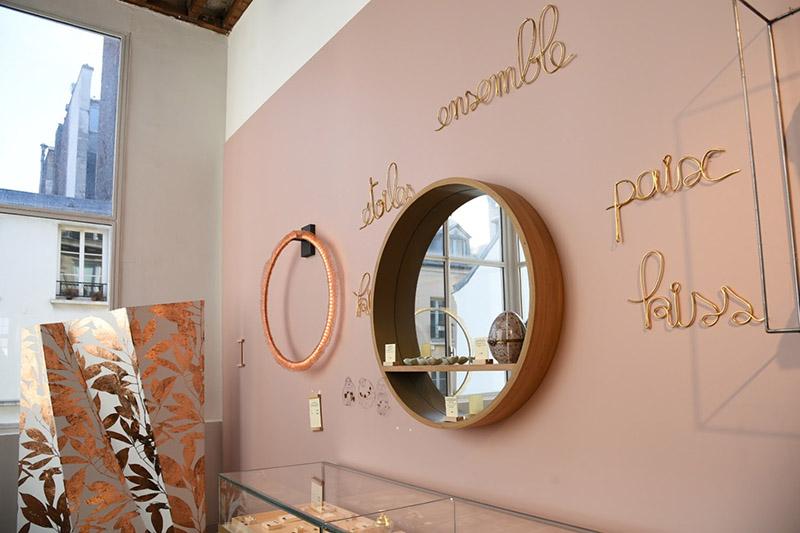 Empreintes negozio di design a Parigi