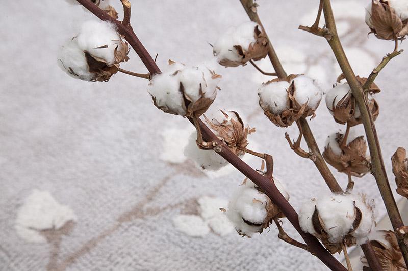 maison et objet 2019 fiori di cotone tappeti lorena canals