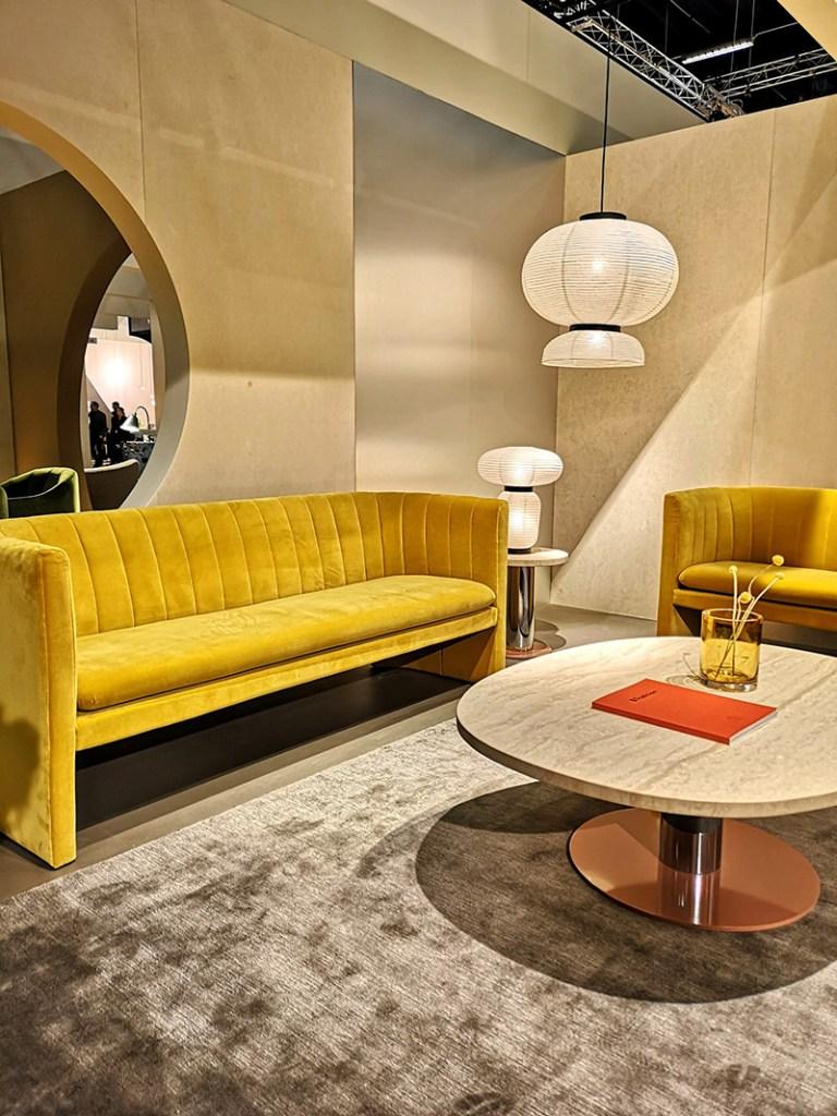stockholm furniture fair 2019 & tradition