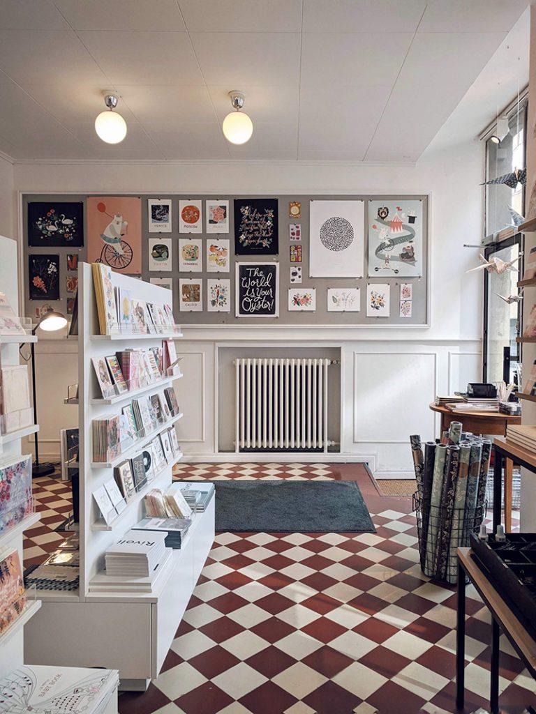 negozi di design ad Helsinki Papershop