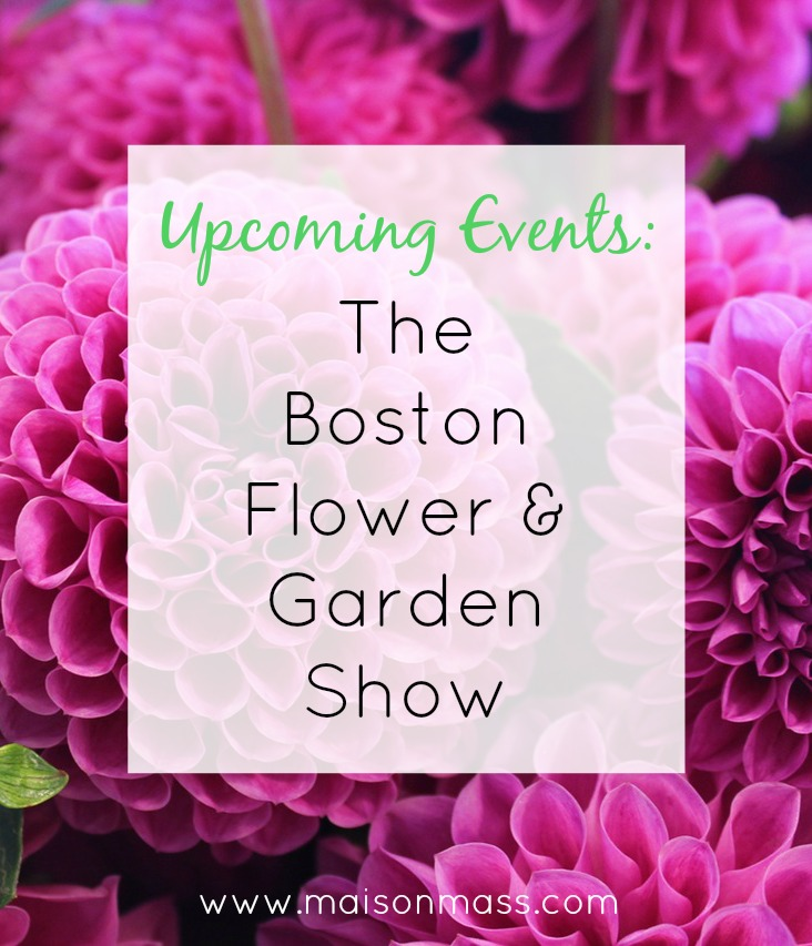 The Boston Flower & Garden Show